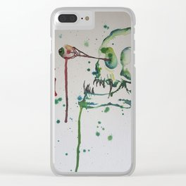 Narcolepsy.1. Clear iPhone Case