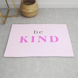 Be Kind Rug