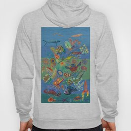 Oceanic Harmony Hoody