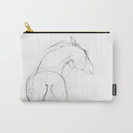 Horse (Dancing) Carry-All Pouch