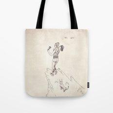 Tarot: 0 - The Fool Tote Bag