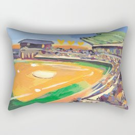 LSU Softball Rectangular Pillow