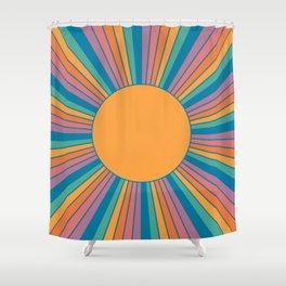 Sunshine State Shower Curtain