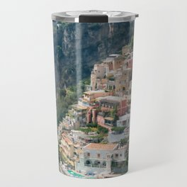 Italy. Amalfi Coastline Travel Mug