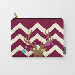 Oh Rudolf Carry-All Pouch
