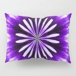 Purple Crown Pillow Sham