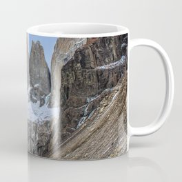 The Base of the Towers II | Torres del Paine National Park, Patagonia Coffee Mug
