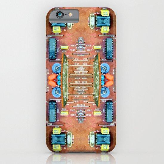 Macho City 003 iPhone & iPod Case