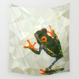 Treefrog Wall Tapestry