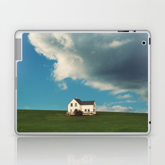 House on the Hill Laptop & iPad Skin