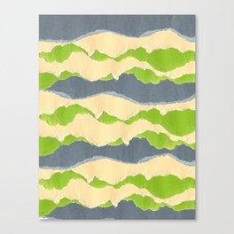 TORN - gcg Canvas Print