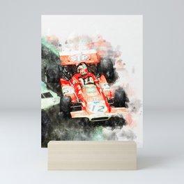 Jo Siffert Mini Art Print