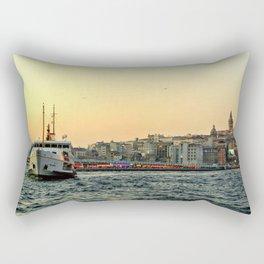 City of Mystery (2) Rectangular Pillow