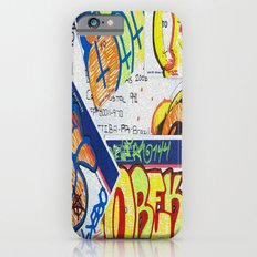 Philly to Brazil Slim Case iPhone 6s