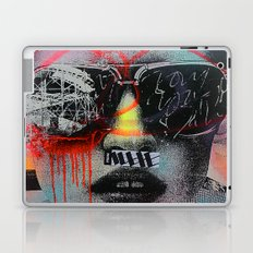 Graffiti Wall NYC Laptop & iPad Skin