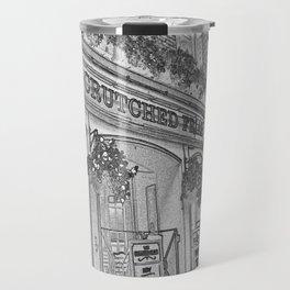 The Crutched Friar Pub London Travel Mug