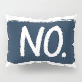 No. Pillow Sham