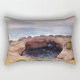 Devils Punchbowl Rectangular Pillow