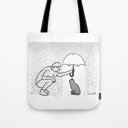 A Friend in Need Tote Bag