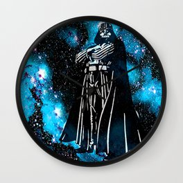 The Force Is Strong In My Family Wall Clock