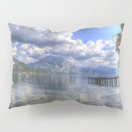 Traunsee Lake Altmunster Austria Pillow Sham
