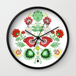 Take out call Wall Clock
