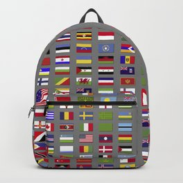 Nations united Backpack