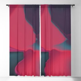 Abstract background 57 Blackout Curtain