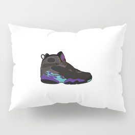 Air Jordan 8 Aqua Pillow Sham