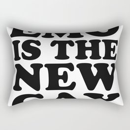 Emo Is The New Gay Rectangular Pillow