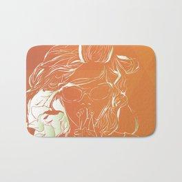 Frambuesas Bath Mat