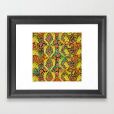 Citrus Tiwst Framed Art Print