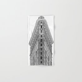 Flatiron Building Hand & Bath Towel