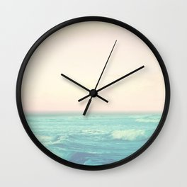 Sea Salt Air Wall Clock
