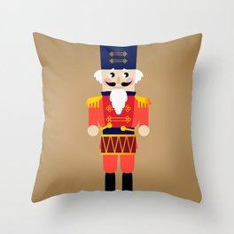 London little Man / Kids toy character Throw Pillow
