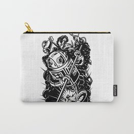Gigantic Wars Carry-All Pouch