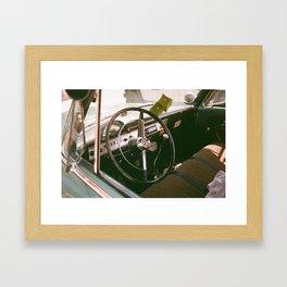 Suzy's 54 Framed Art Print
