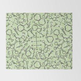 School chemical #6 Throw Blanket