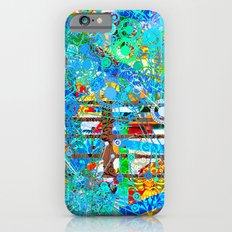 Webster (Goldberg Variations #12) Slim Case iPhone 6s