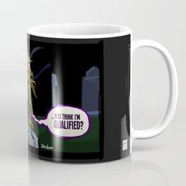 Qualified? Coffee Mug