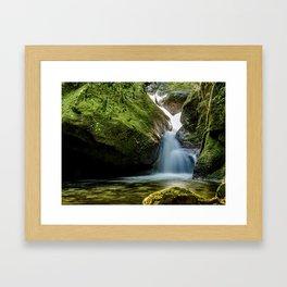 Uricanal Framed Art Print