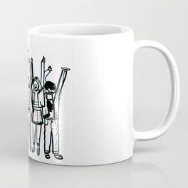 Young People Coffee Mug