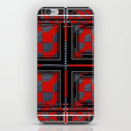 Bow Tie 6 iPhone Skin