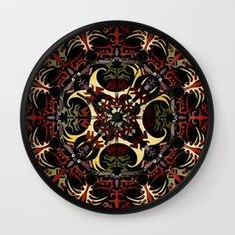 ' Earthz Eyez ' By: Matt Crispell Wall Clock
