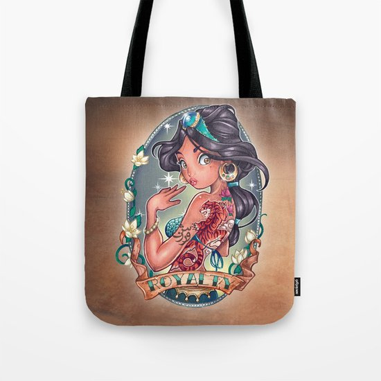 Royal Blood Tote Bag