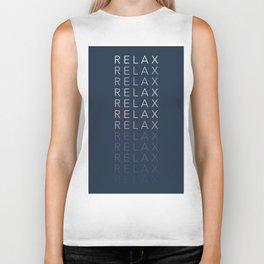 Relax Biker Tank