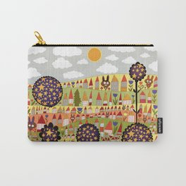 starflowers Carry-All Pouch