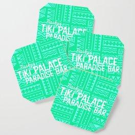 Pashy's Tiki Palace Coaster