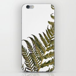 Beautiful dripping fragments iPhone Skin