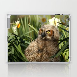 The budding botanist Laptop & iPad Skin
